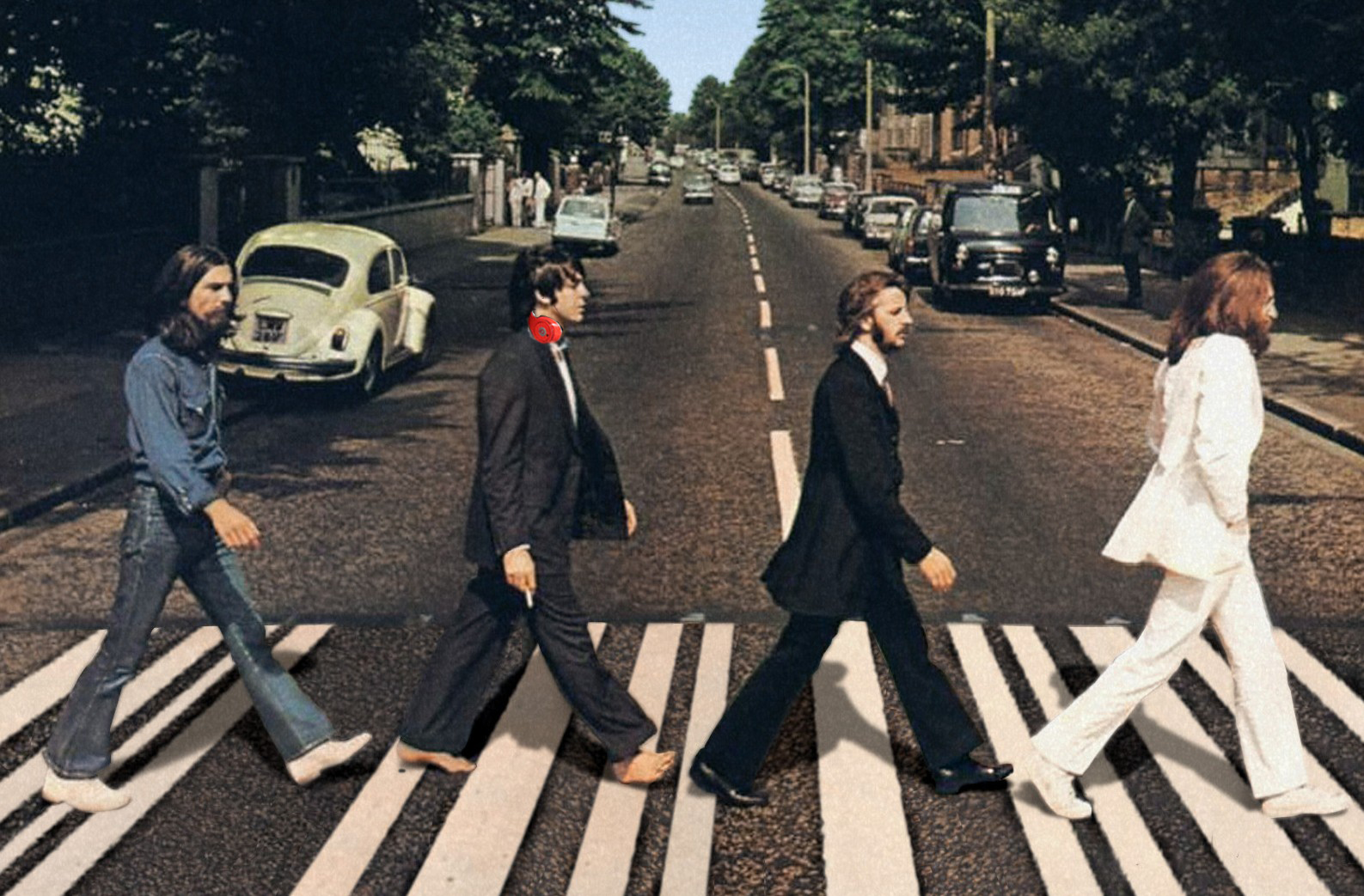 Beatles Photoshop final