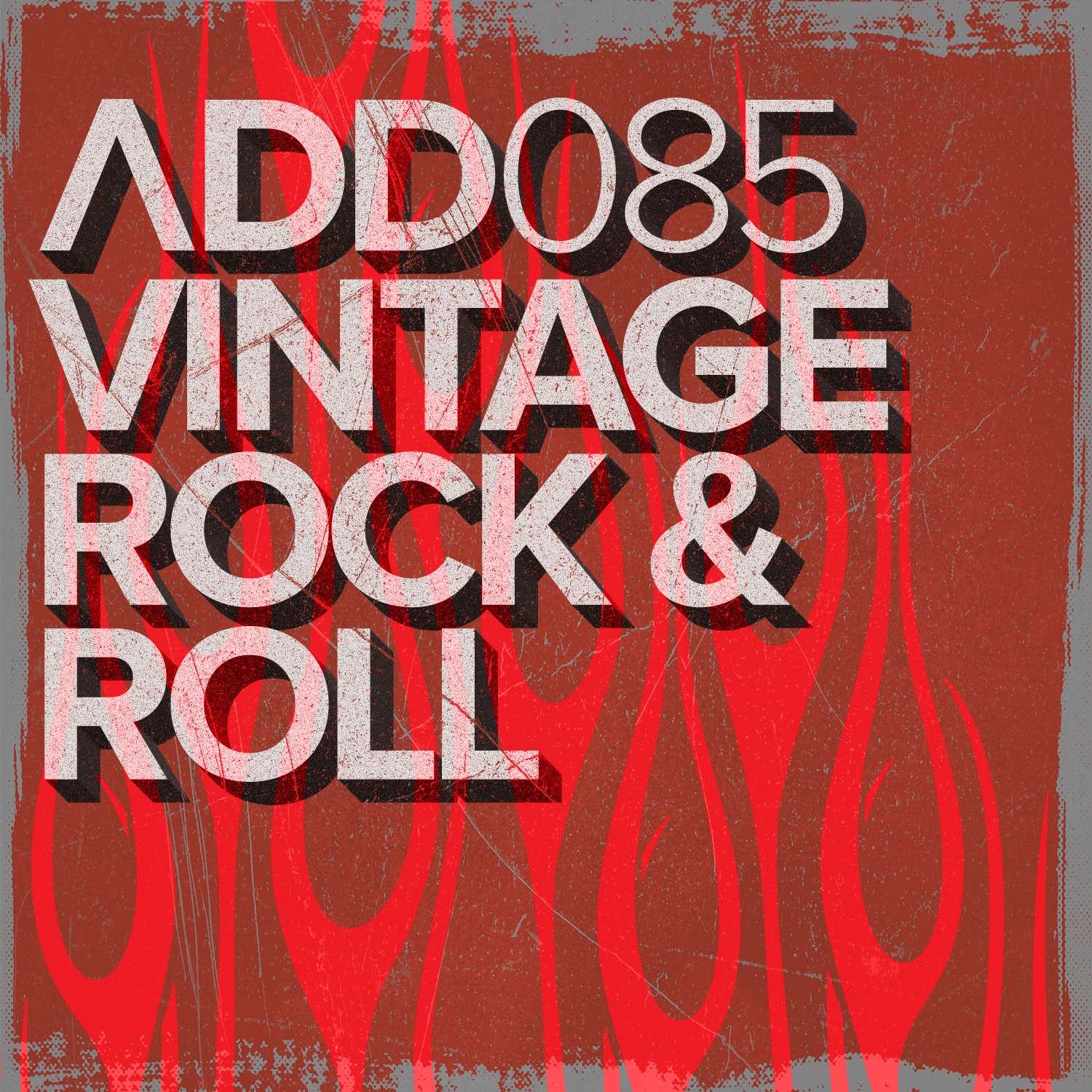 ADD085 VINTAGE ROCK AND ROLL
